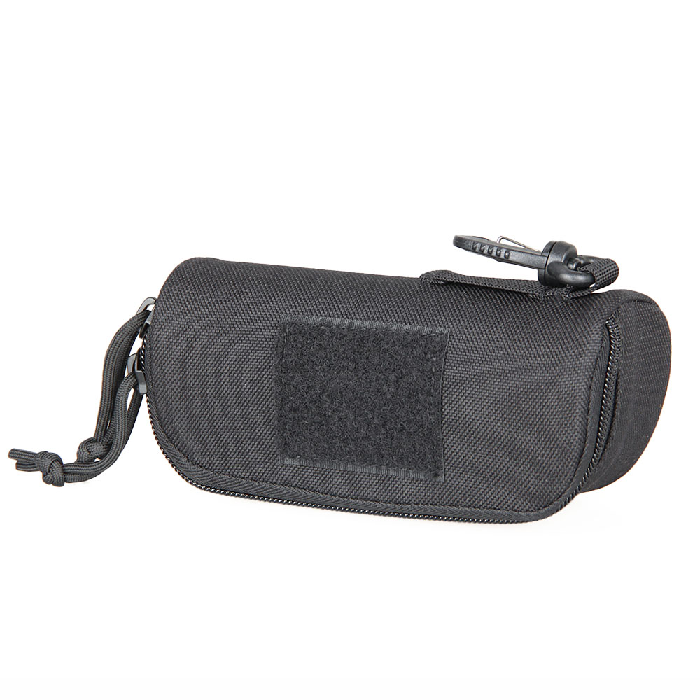 Tactical Molle Pouch Waterproof Glass Case Molle Pouch 1000D Cordura Nylon Shockproof Eyewear Case Small Hunting Bag PP6-0100 tmc dapper loop surface admin pouch molle military tactical admin pouch cordura pouch free shipping sku12050645