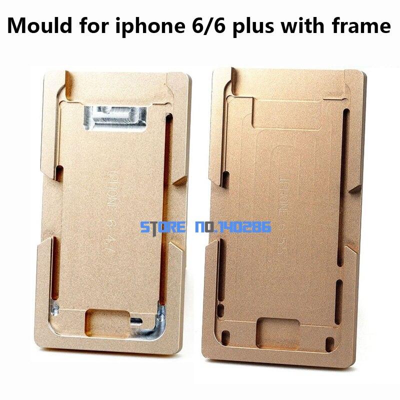 2 unids/lote fixture Abrazaderas de Alta Precisión LCD Molde Molde ...
