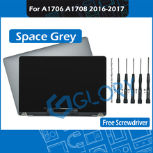 2016 2017 Year Space Grey A1706 A1708 LCD Screen Assembly for Macbook Pro 13″ Retina A1706 A1708 Complete Display Assembly