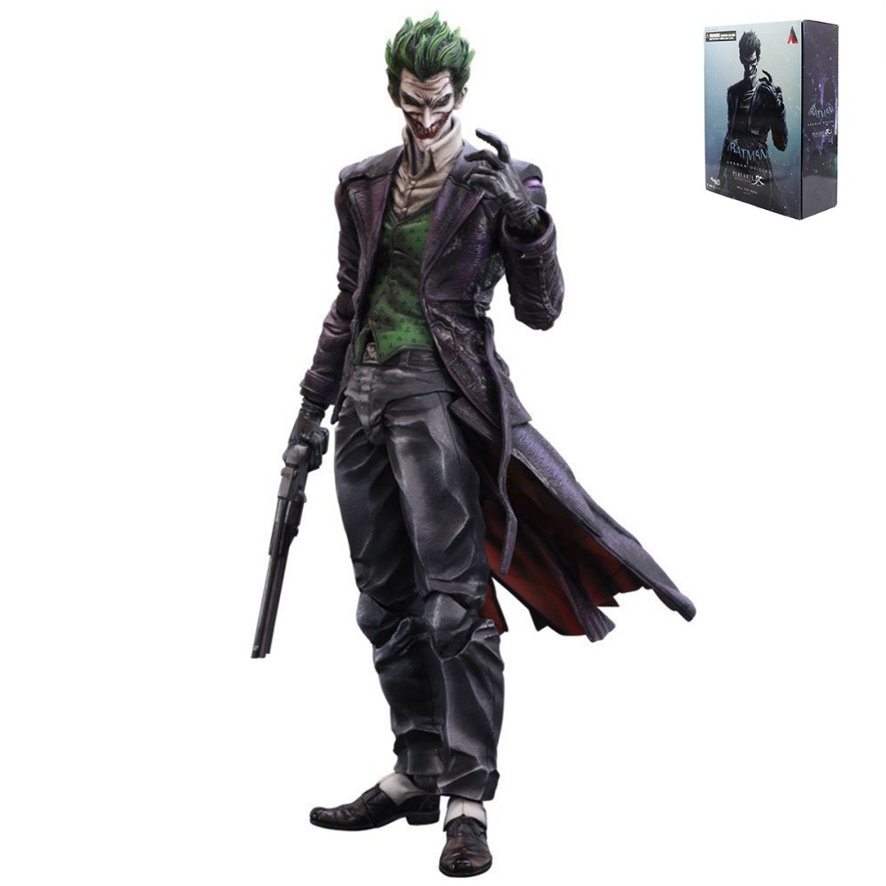 Square Enix Batman: Arkham Origins Play Arts Kai Joker Action Figure 10 PAK001036