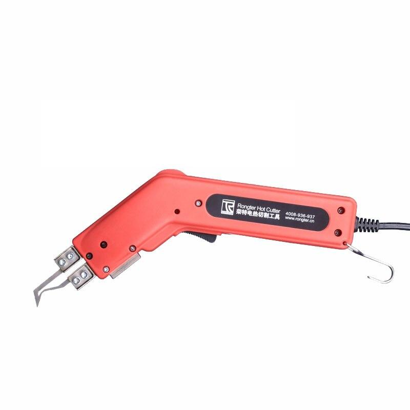110V 100W Hand Hold Heating Knife Cutter Hot Cutter Fabric Rope Electric Cutting Tools Hot Knife Cutter Hot Cutting Knife