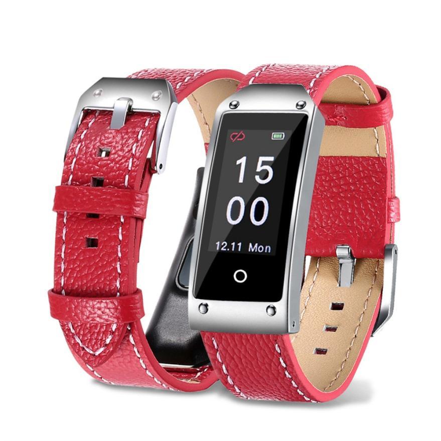 Y2 Écran Couleur Sang Pression/Fréquence Cardiaque Bracelet Montre Smart Watch Bracelet Sport Exercice Utilisez 80306