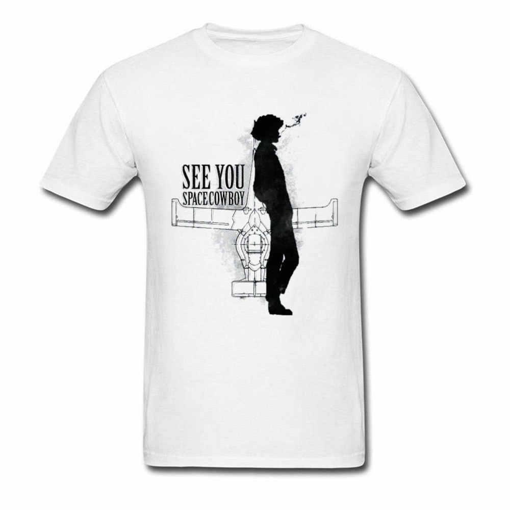 Ruimte Cowboy T-shirt Mannen Ruimte X Anime Tshirt Mijn Hero Academia Grappig Een Stuk Tops & Tees Cartoon Oversized Xmas mens T Shirts