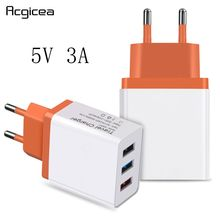 Usb-Charger Wall-Adapter Samsung S10 5v 3a S9 Universal iPhone 11 for Pro