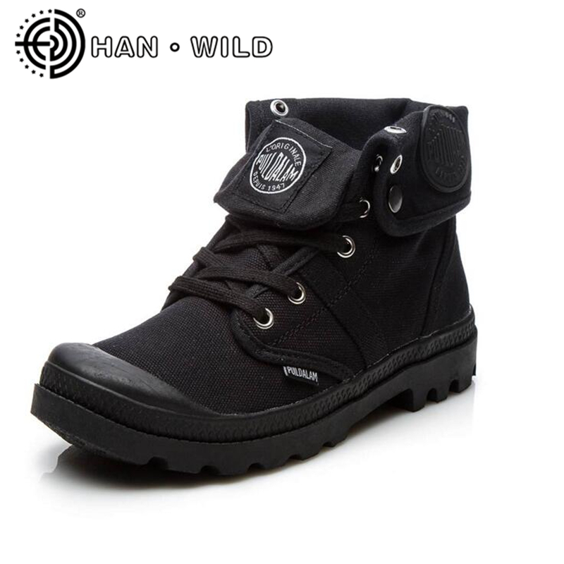 2018 Fashion High Top Canvas Shoes Men Casual Shoes Solid Color Flat Male Basket Lace Up Trainers Chaussure Men Flat Shoes