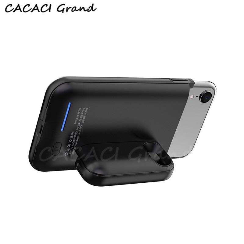 Charging case for iphoneX External Battery Charger Case For iPhone X XS 5 8 39 39 Battery Charger Phone Case For iPhone X 10 etui in Battery Charger Cases from Cellphones amp Telecommunications