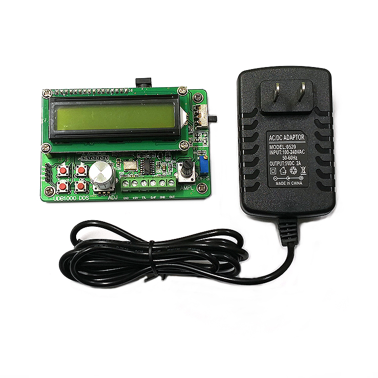 UDB1002S 2M DDS Signal Source Module Signal Generator Contains 60MHz Frequency Meter