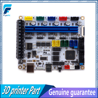 3D Printer Board F5 V1.2 Control Board Based on ATMEGA 2560 Replace MKS BASE 1.4 & Ramps 1.4 ControllerBoard with USB