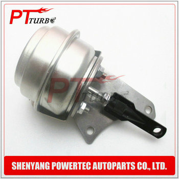 Turbos spare kit GT2556V turbo actuator wastegate 454191 / 11652248906 / 11652248907 for BMW 530 d E39 / 730 d E38 (1998-2005) image