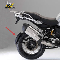 Motorcycle fender ABS For 2004 2012 BMW R1200GS (not fit ADV model) R1200 GS Mudguard Rear tire board Tire decoration