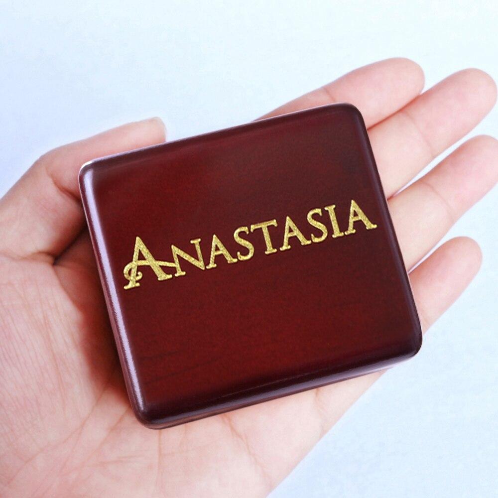 Comprare Fatti A Mano In Legno Anastasia Di Music Box Regalo