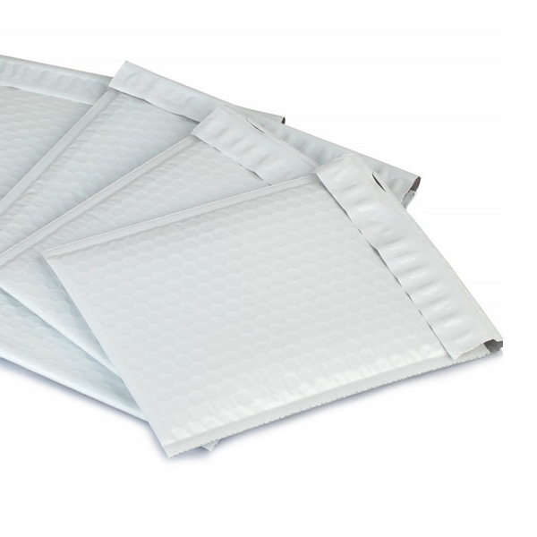 Thick Padded Shockproof Post Shipping Mailing Ng Bag Envelopes Grey White Color Pe Poly Courier
