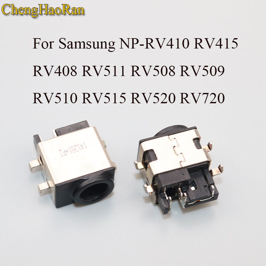 ChengHaoRan For SAMSUNG NP-RV410 RV415 RV408 RV511 RV508 RV509 RV510 RV515 RV520 RV720 DC Power Jack Connector