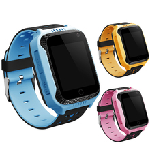 Q44 Smart Watch GPS Tracker Monitor SOS Call with Camera Lighting Baby Smartwatch for Kids Child PK q90 q50 q100 q80 v7k q750
