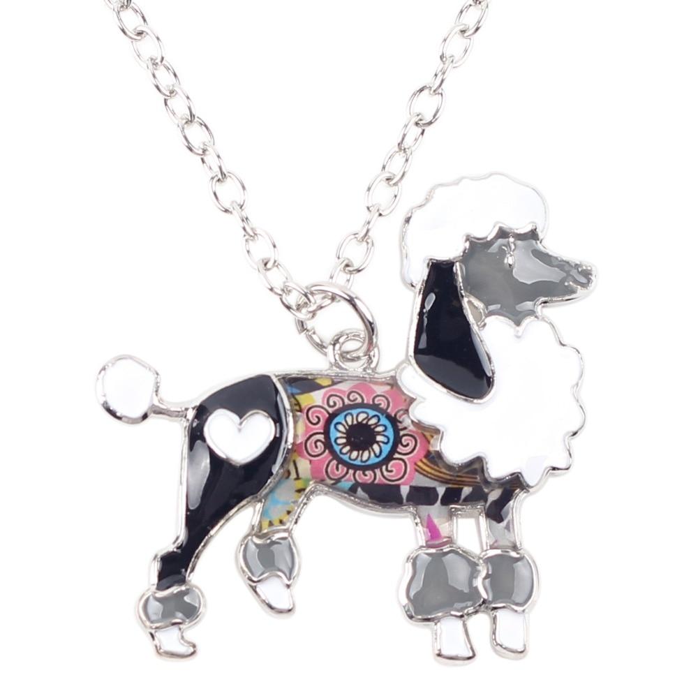 Бонсни Статемент Метал Аллои Поодлес - Модни накит - Фотографија 5