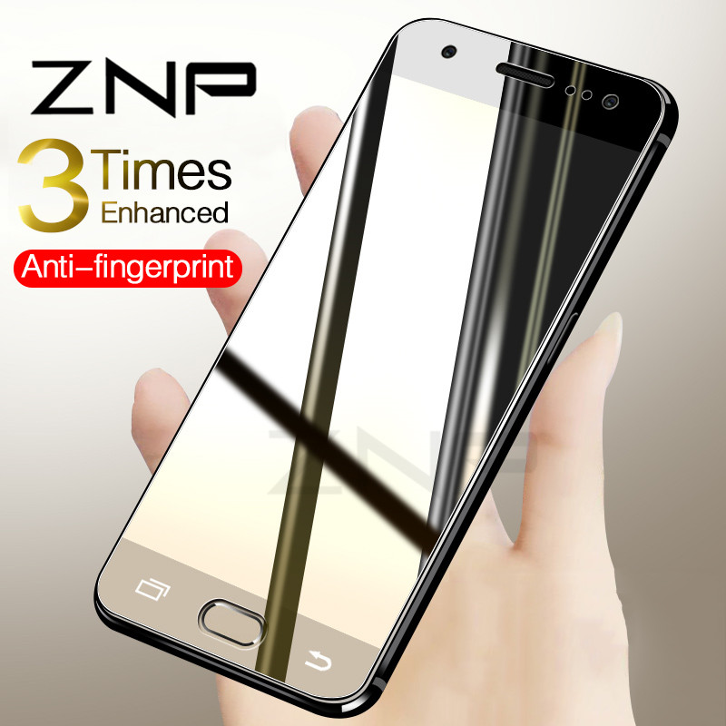 ZNP 9H Tempered Glass For Samsung Galaxy A3 A5 A7 S7 2016 2017 Screen Protector For Samsung S7 S6 J3 J5 J7 Tempered Glass FilmZNP 9H Tempered Glass For Samsung Galaxy A3 A5 A7 S7 2016 2017 Screen Protector For Samsung S7 S6 J3 J5 J7 Tempered Glass Film