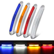 21 LED Car Truck Trailer Side Marker Light Rear font b Lamp b font Side Lights