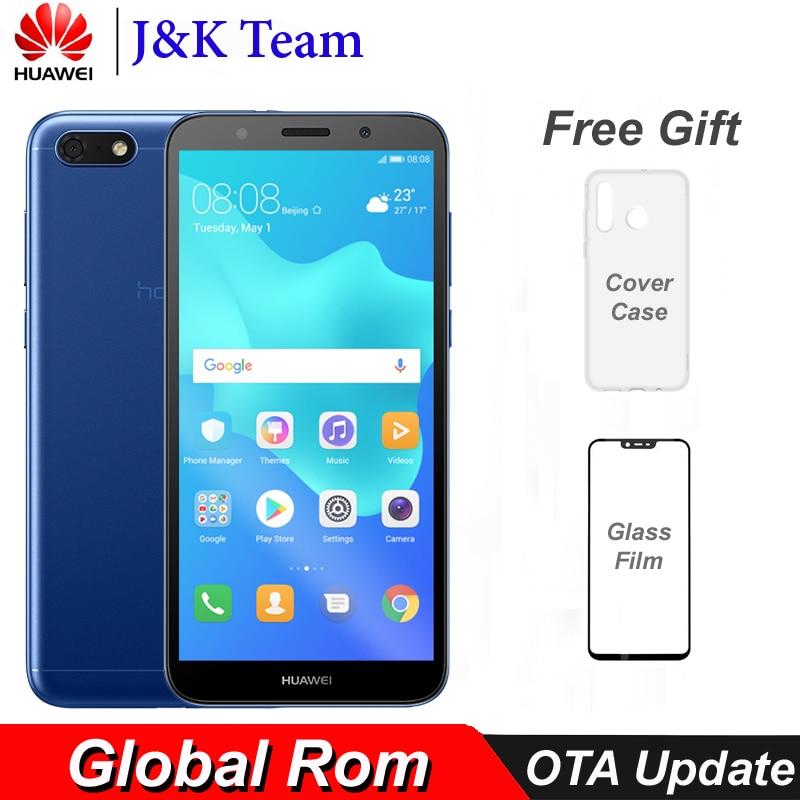 Huawei Y5 Prime 2018 Global Rom LTE Smartphone 5 45 Full View Screen 3020mAh Dual SIM