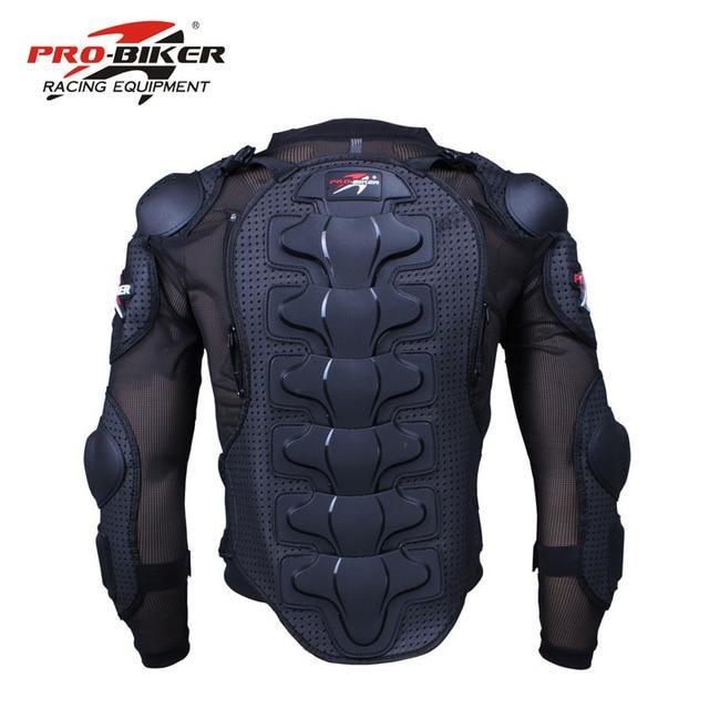 Gilet et Armure Pour Moto Pro-Biker Pour une bonne protection de dos