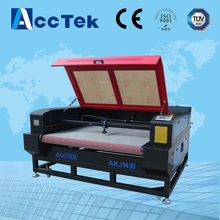 roll to roll Auto feeding Laser cutting machine 80w/100w