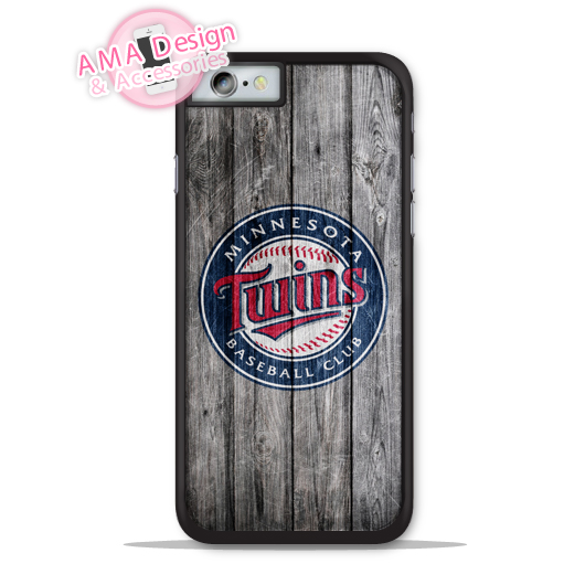 Minnesota Twins Baseball Phone Cover Case For Apple iPhone X 8 7 6 6s Plus 5 5s SE 5c 4 4s For iPod Touch