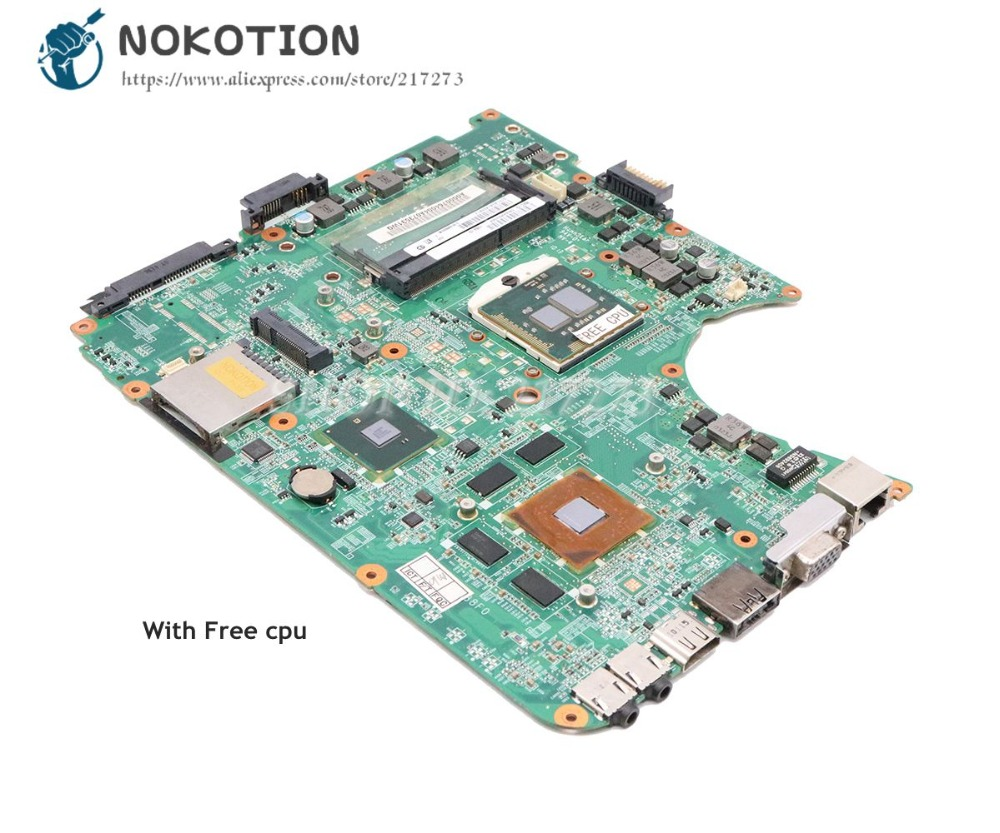 NOKOTION DABL6DMB8F0 A000076400 Laptop Motherboard For Toshiba Satellite L650 L655 L655D MAIN BOARD HM55 DDR3 HD5650 Video cardNOKOTION DABL6DMB8F0 A000076400 Laptop Motherboard For Toshiba Satellite L650 L655 L655D MAIN BOARD HM55 DDR3 HD5650 Video card