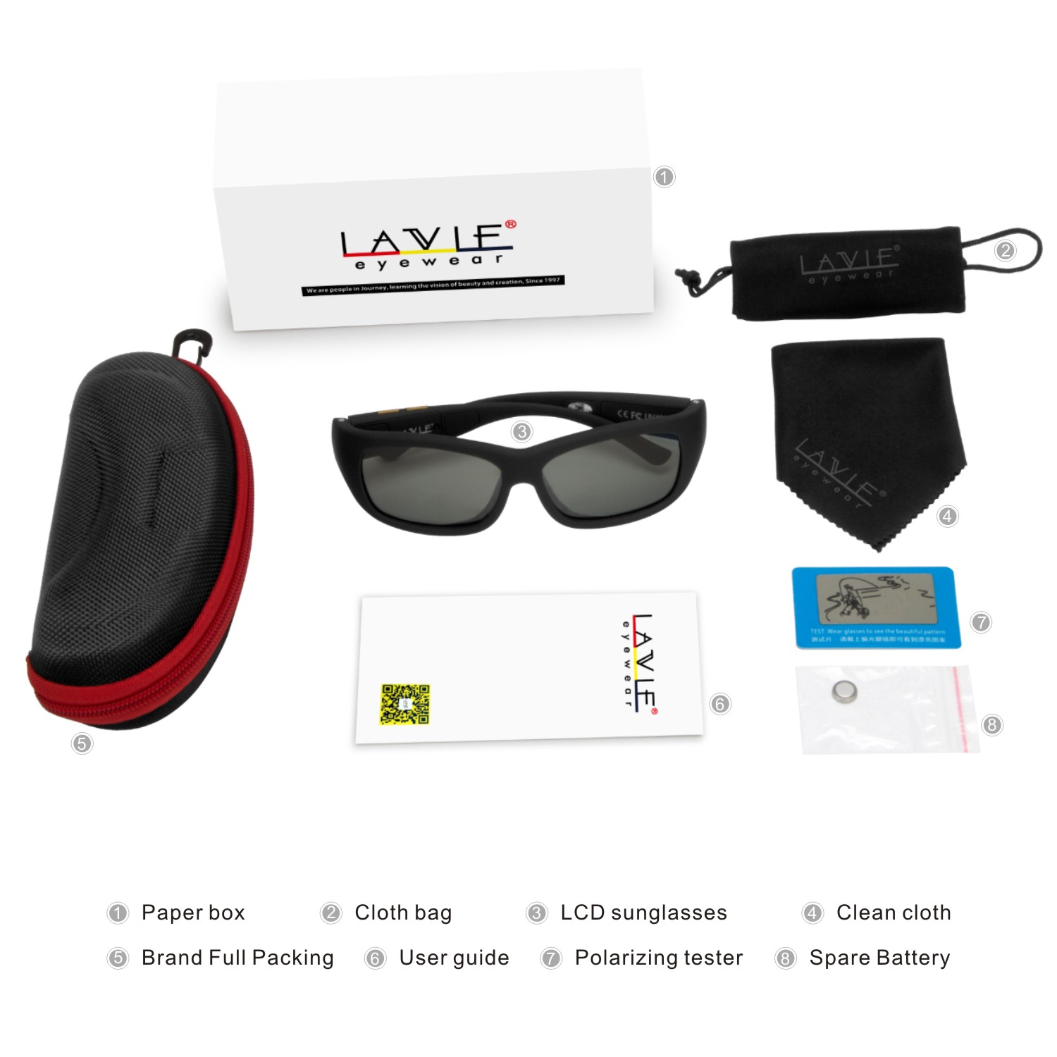 Image 4 - Sunglasses with Variable Electronic Tint Control Let Your Sunglasses Adapt To The Light of Surroundings Sunglasses Men Polarized-in Men's Sunglasses from Apparel Accessories