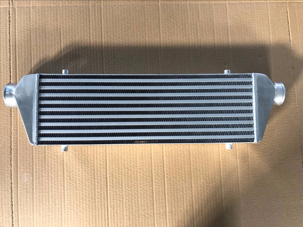 Universal Intercooler 27 x 7 x 2.5 2.5 INLET AND OUTLETUniversal Intercooler 27 x 7 x 2.5 2.5 INLET AND OUTLET