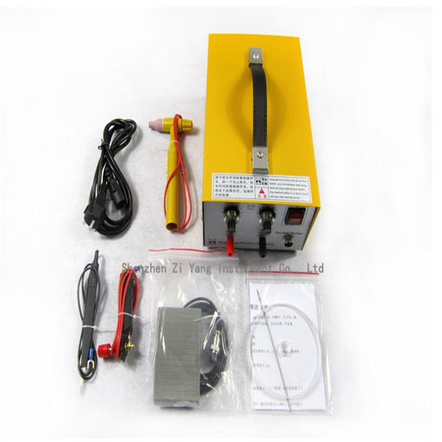 2017 2018 hot sale model dx 30a handheld laser spot welder laser rh aliexpress com