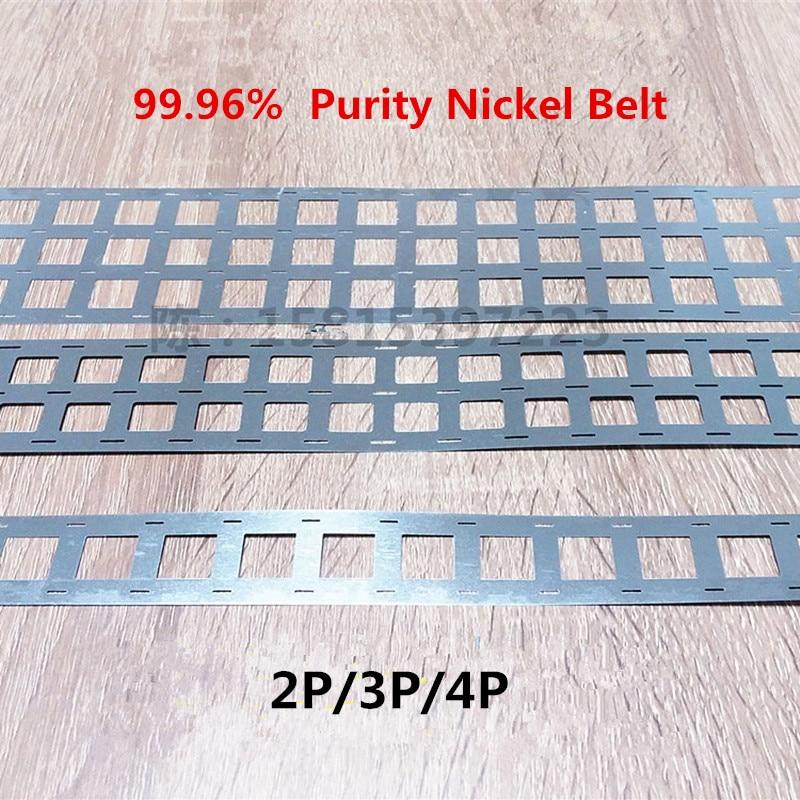 1 M Spot Welding Machine Pure Nickel Strip 2P 3P 4P 99.96% Nickel Belt Lithium Nickel Strip Li-ion Battery For 18650 Spot Welder