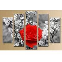 MOONCRESIN Diamond Painting Cross Stitch Roses& Chrysanthemum Diy Diamond Embroidery Round & Square Diamond Mosaic Multi picture