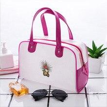 New Korean travel storage bag large capacity portable waterproof zipper cosmetic ladies multifunctional wash