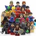 DC Super Heroes Молодые Юстиции Teen Titans Рассвет Лига Справедливости Бэтмен ПРОТИВ Супермена Блоки Игрушки Фигурки Building Blocks