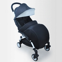 Stroller Accessories Foot Cover Roof Wind Proof Protection Baby for Throne