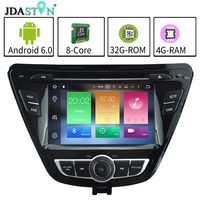 JDASTON 2 DIN 7 Inch Eight Core 4GB 32GB Android 6 0 1 Car DVD Player