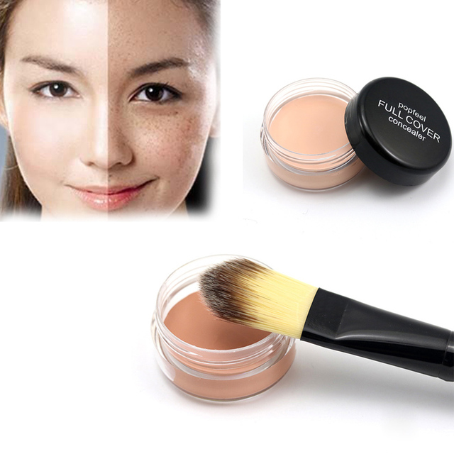 Hig Nice Full Coverage Cream Concealing Foundation Good Concealer