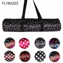 лучшая цена New Waterproof yoga Sports Fitness backpack Yoga Mat bag Multi-functional gym mat bag Yoga Pilates Mat Case Bag Carriers for<8mm