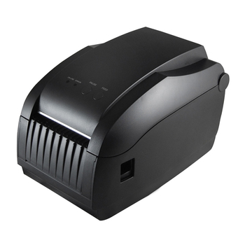 2D QR code Direct thermal printer with 16-82mm print width and support serial USB ETHERNET PORT