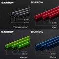 Barrow PG1612/PG1410/PG1208 500mm PETG duro tubos de alta calidad PETG luz transmisión 12x8/14x10/12x16mm 2 tubos/lote