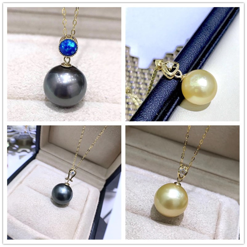 Free Shipping Solid 18k Yellow Gold Pearl Pendant Connector,Cup And Peg Bead Cap,Dangle Gold Jewelry Making ,No pearl No chainFree Shipping Solid 18k Yellow Gold Pearl Pendant Connector,Cup And Peg Bead Cap,Dangle Gold Jewelry Making ,No pearl No chain