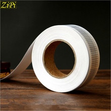 Zipi 50m DIY 15/30 Tones Hand paper band music box Compose the tape Blank tape wholesale
