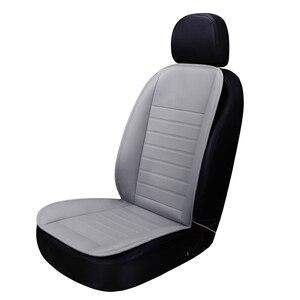 Image 3 - Nowe małe poduszki pod talię samochód zielona skóra nosić oddychające i wygodne fotelik cztery ogólne