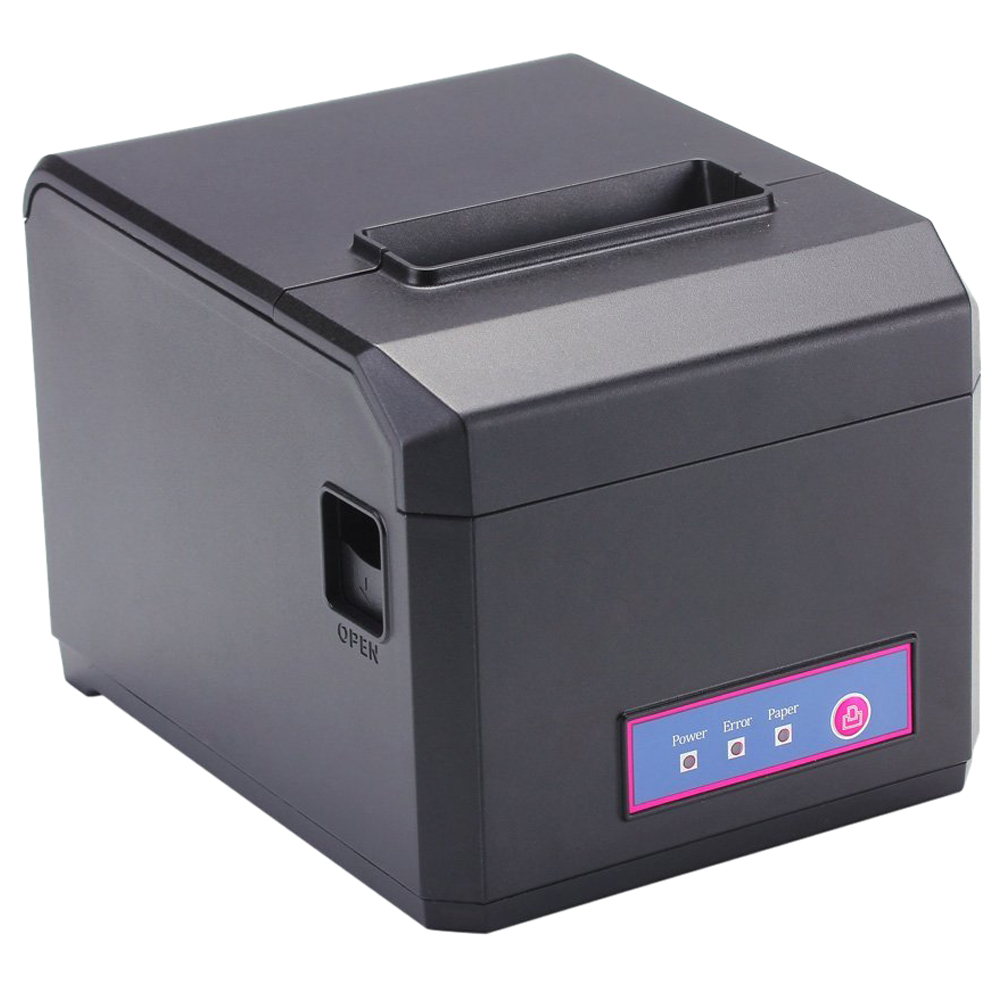 BLEL Hot Highspeed Thermoprinter Cash Printers receipt printer POS Printers 80mm & 58mm POS Printers USB + GPRS 300mm / s for