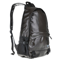 New Arrival 2013 PU Backpack Student School Bag Fashion Backpack Male Travel Bag