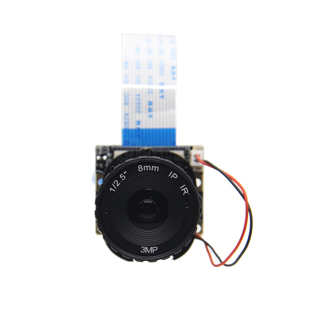 Image 2 - Raspberry Pi Camera / 5MP 8mm Focal Length Night Vision NoIR 