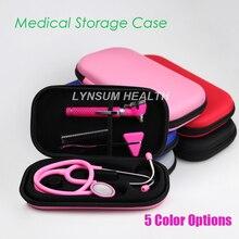 Медицинский жесткий чехол сумка представлена только в качестве предмета для стетоскоп аксессуар 3 м Littmann/MDF/АЦП/Omron для хранения инструментов чехол