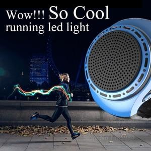 Image 4 - Часы HOMEBARL U6, цветной светодиодный, наручные, Buetooth, спортивные, музыкальные, FM радио, поддержка 8 ГБ 16 ГБ, TF карта PK B20 B90 U3