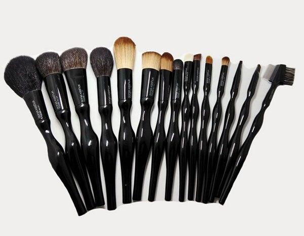 Sonia kashuk human body curve brush new arrival 15 full set makeup brushes professional