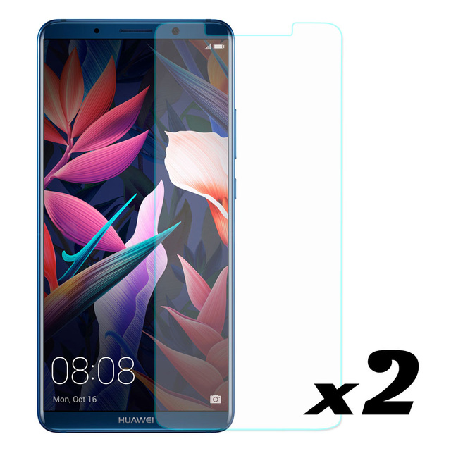 elegaming Tempered Glass Screen Protector Ultra Thin For Huawei Mate 10
