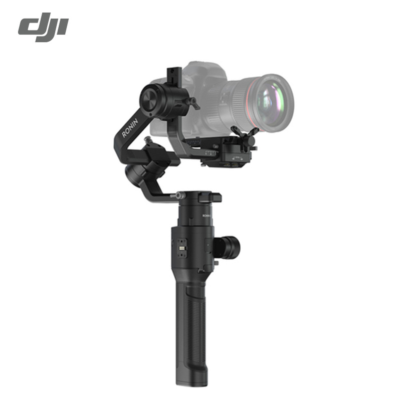 DJI Ronin S Essentials Standard Kit Superior 3 Axis Stabilization Camera Control 3 6 kg Payload